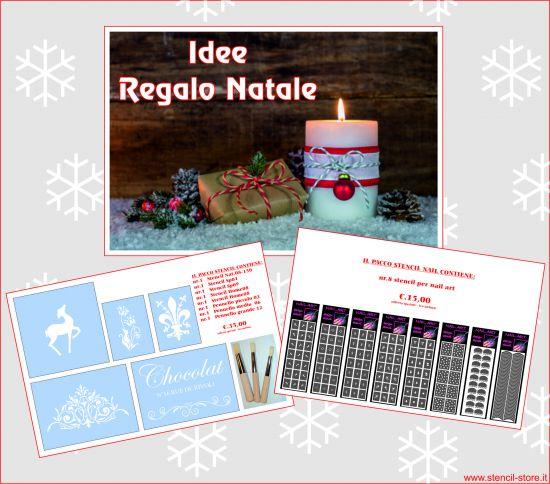 Top idee regalo with stencil per pareti - Stencil per pareti ikea ...